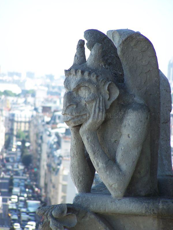 Chimere, Notre Dame de Paris -2