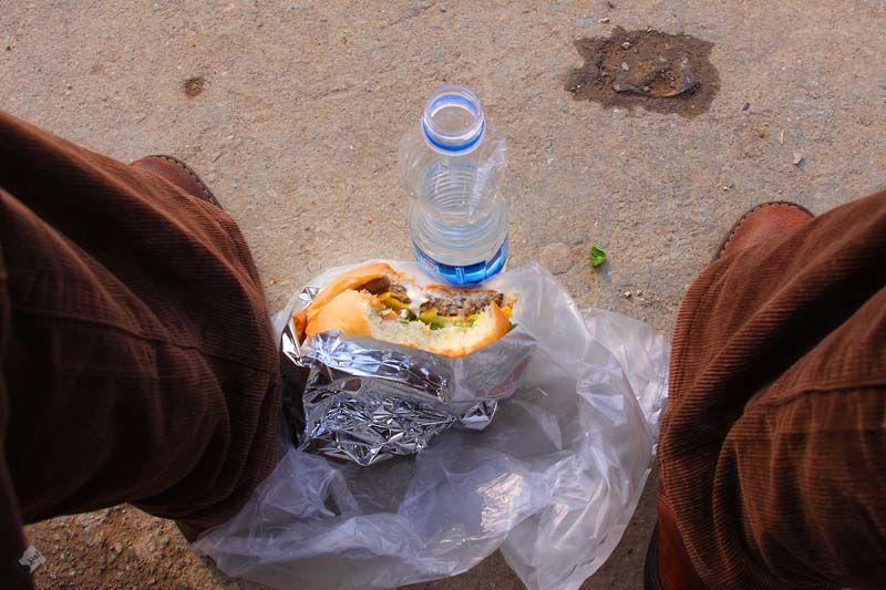 amirreza cheess burger