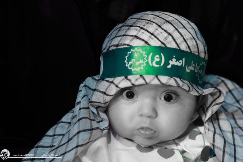 Ali al-Asghar ibn Husayn