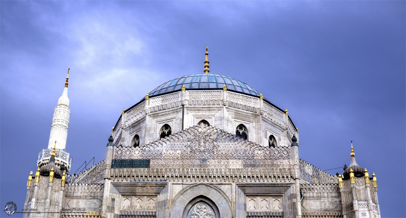 Mosque in Istanbul Aksaray