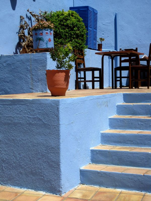 Greek's corner