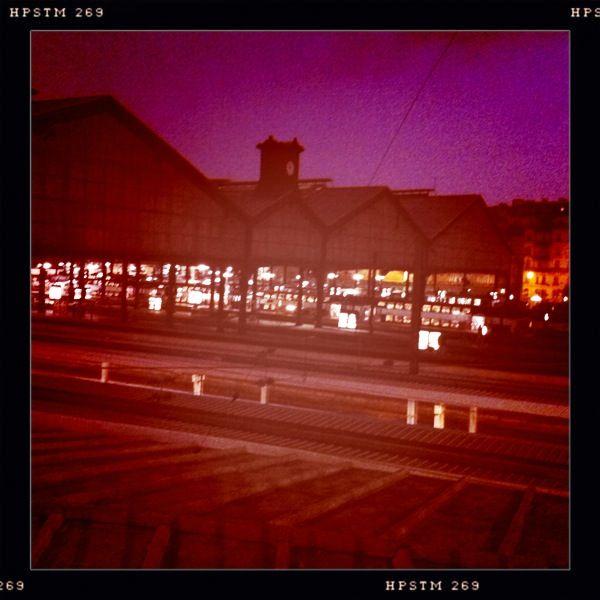 Saint Lazare railway station