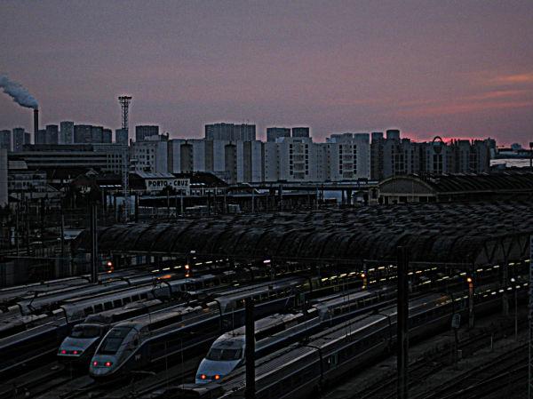 Trains and railways station addiction...