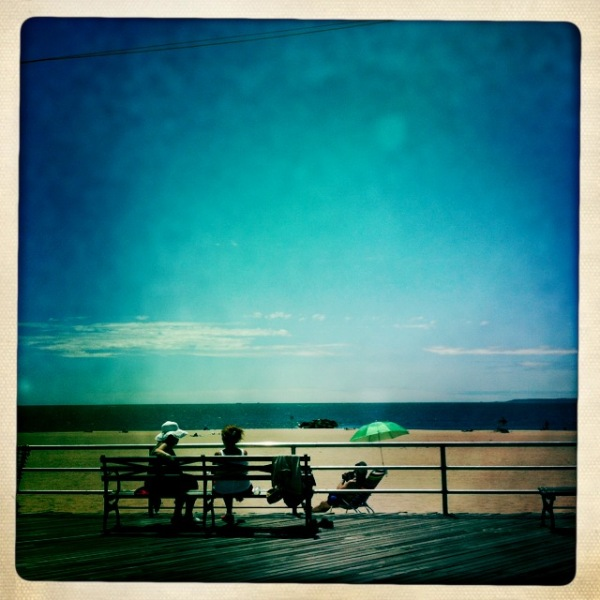 Sunday Afternoon In Coney Island