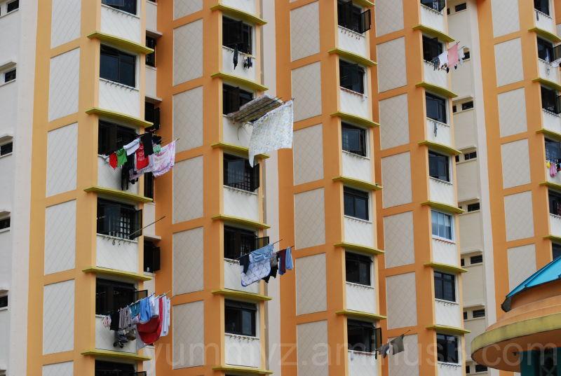Singapore HDB Flats