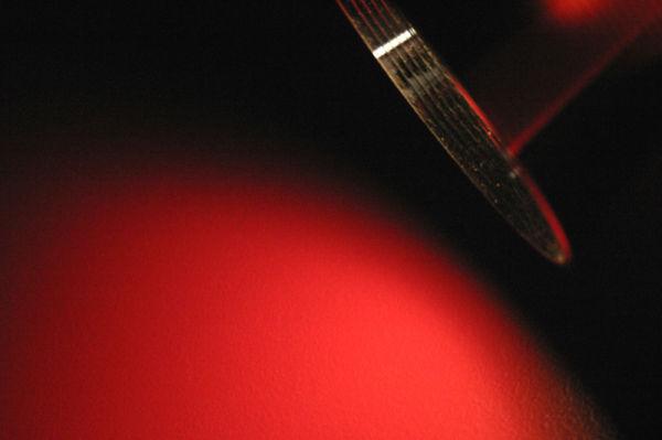 Etre marqué au fer rouge....