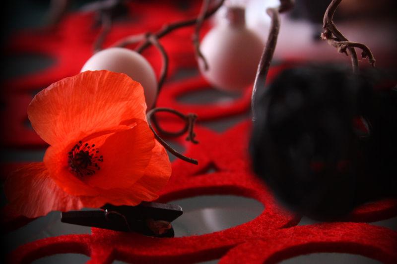Rouge pour toujours ...
