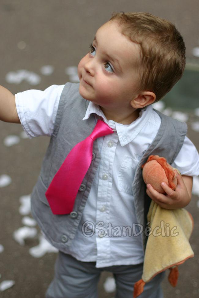 The Pink Tie