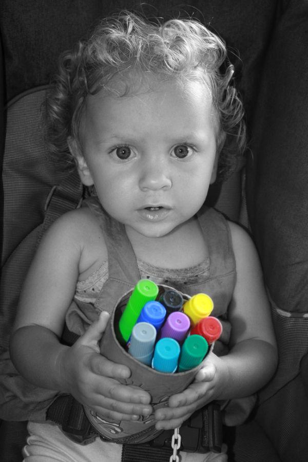 En voir de toutes les couleurs !