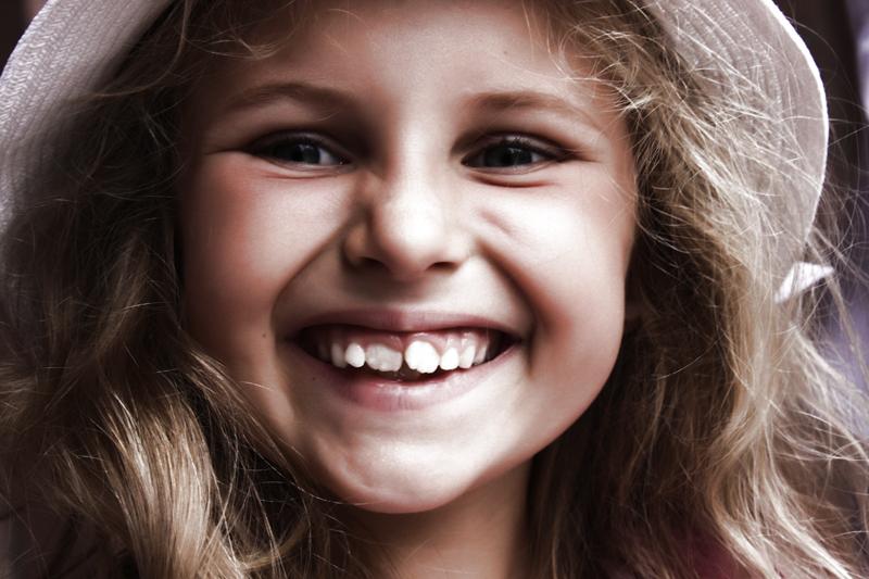 Sourire à la vie !