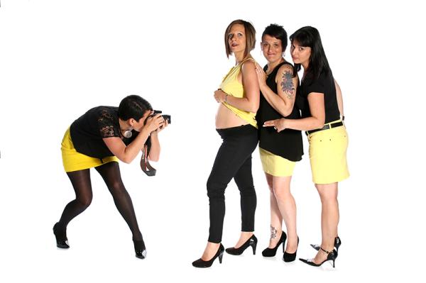 Yellow Ladies