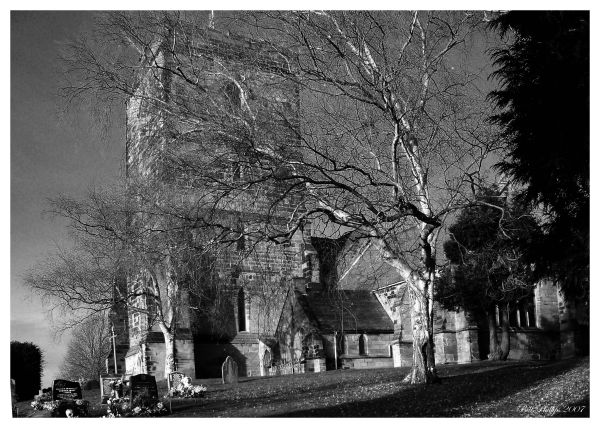 St augustine's Church Droitwich