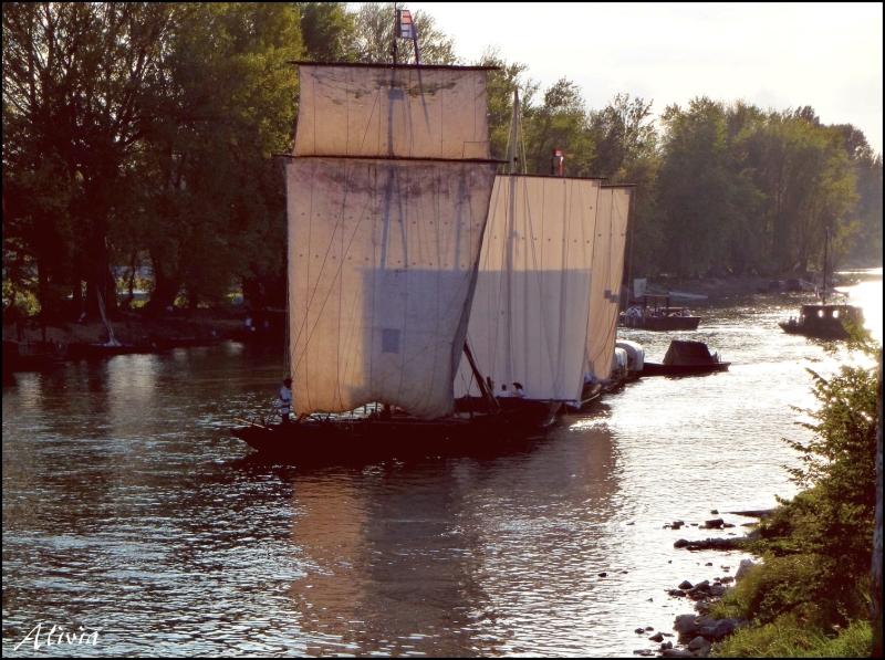 Chalands de Loire ..