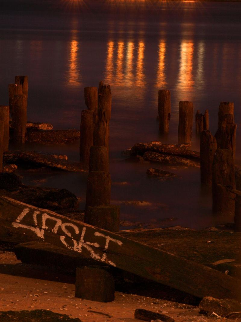 Old East River Dock