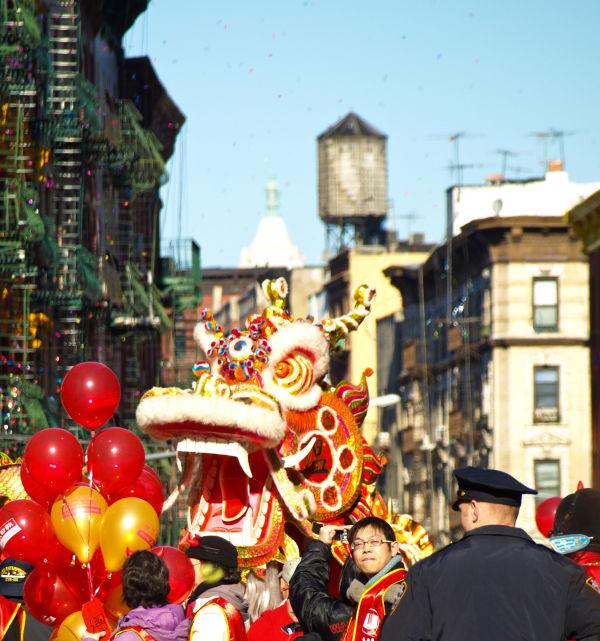 Dragon Eats Balloon