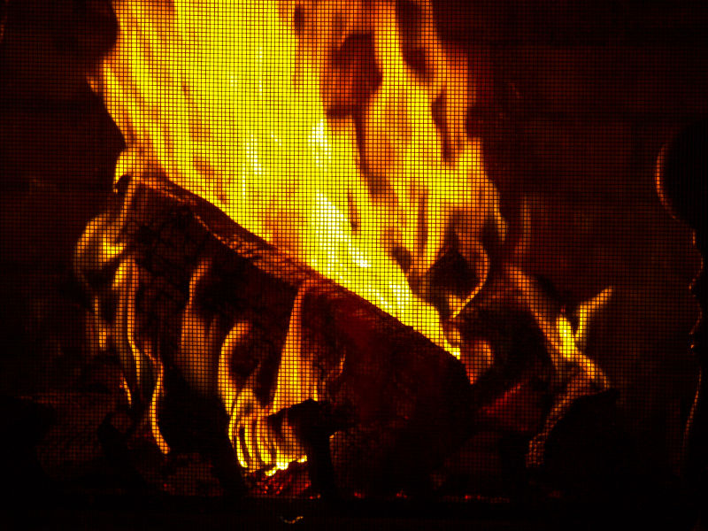 Checkered Fire