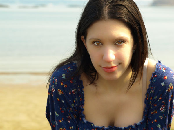 Portrait at Orchard Beach