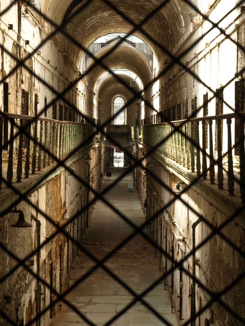 Inside Eastern State Penitentiary 2
