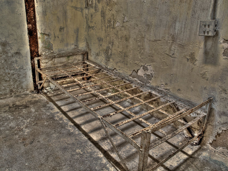 Jail Cell - HDR