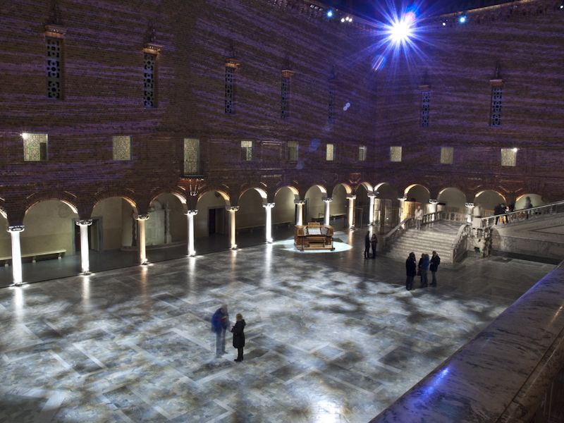 Stockholm City Hall - Blue Hall