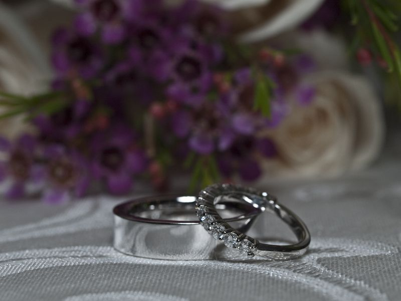 Wedding, rings, bands