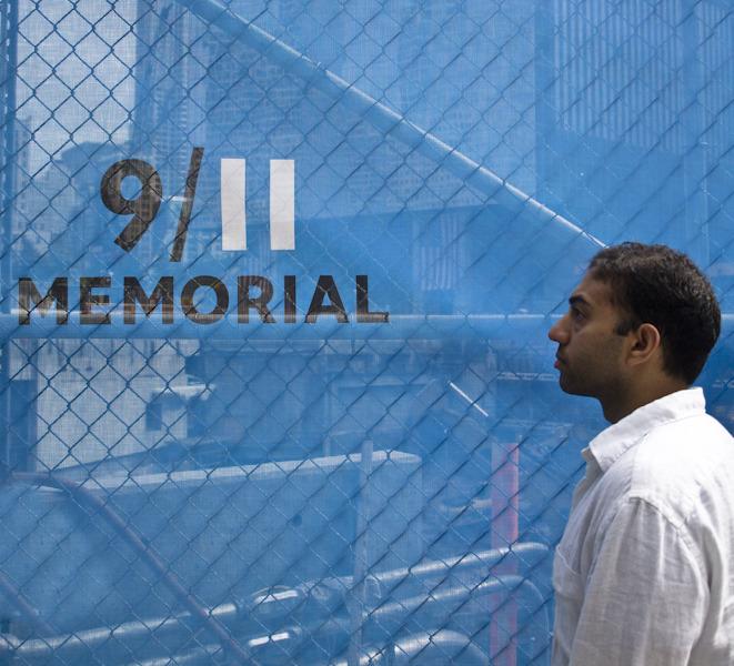 September 11th Memorial - A Photographic Tour