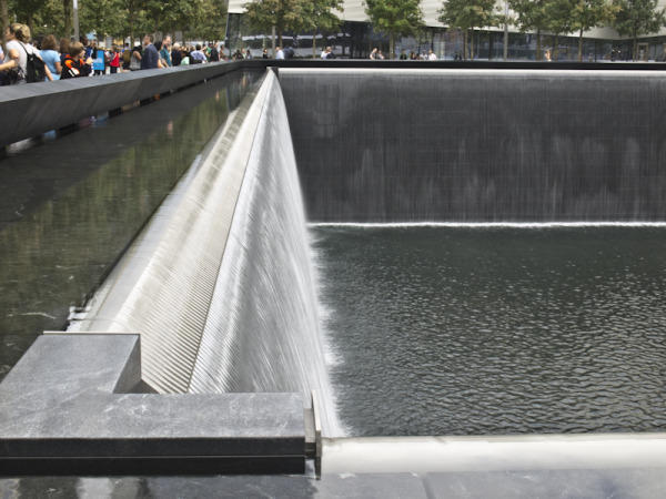 South Tower Reflecting Pool