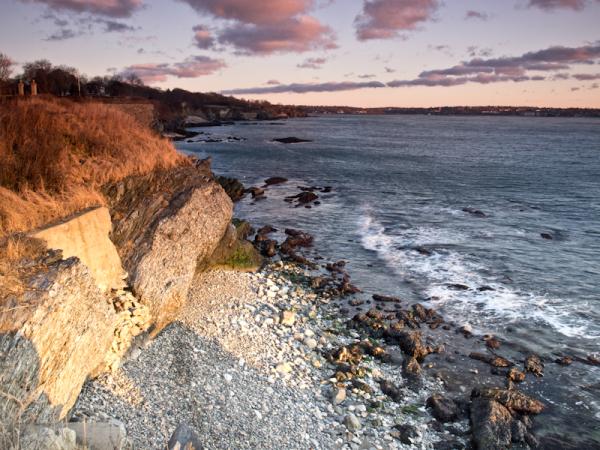 Newport Cliffwalk Sunrise 3