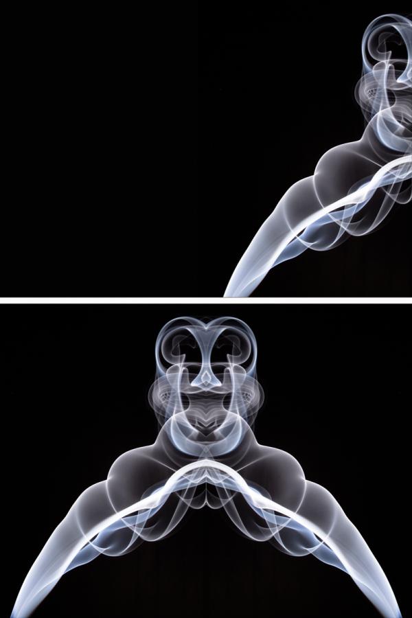 Smoke Diptych
