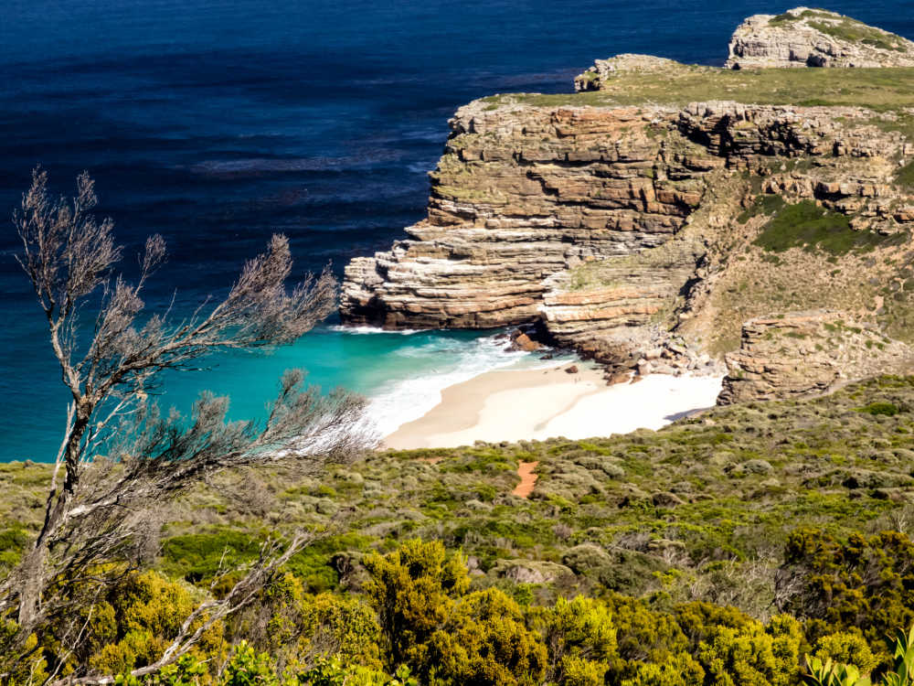 Diaz Beach, Cape Point, South Africa