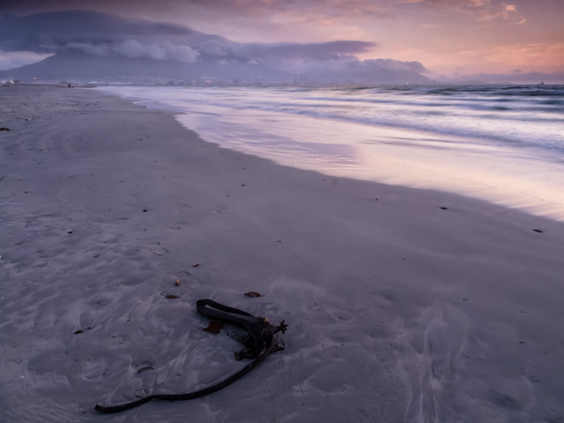 Milnerton Beach Sunset - Cape Town, South Africa
