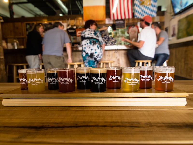 Denver Beer!