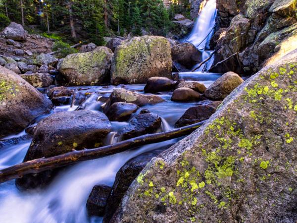 RMNP - Alberta Falls