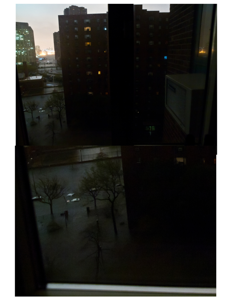New York City, Hurricane Sandy