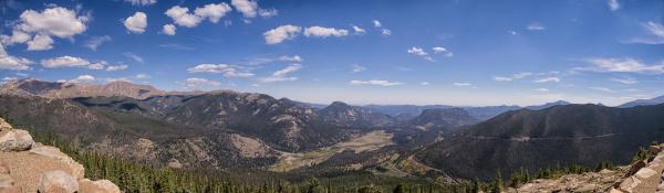 RMNP - Scenes from Trail Ridge Road