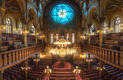 Main Sanctuary   Synagogue at Eldridge Street