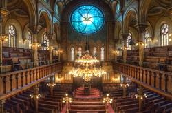 Main Sanctuary - Synagogue at Eldridge Street