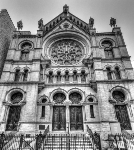 Exterior - Synagogue at Eldridge Street
