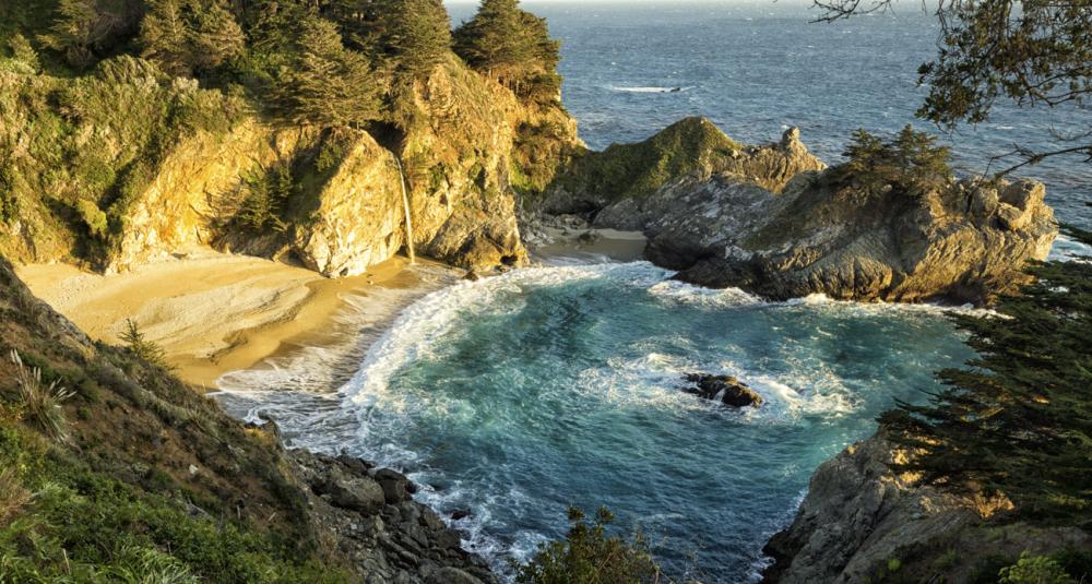 California Dreaming - McWay Falls
