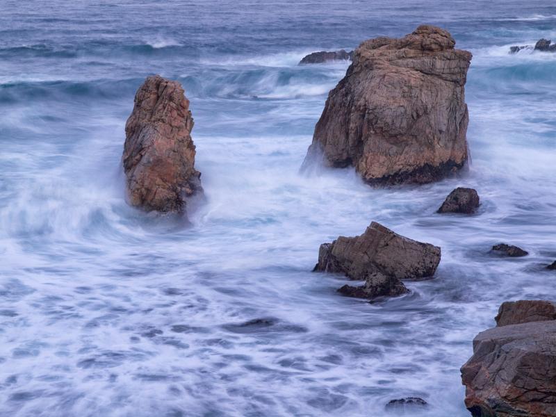 Big Sur - Soberanes Point Rocks