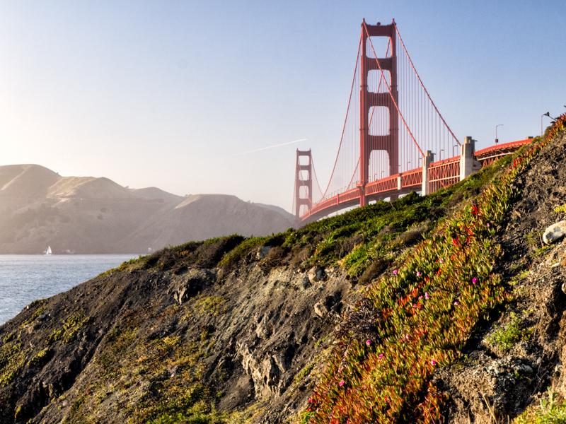Cali - Golden Gate Bridge