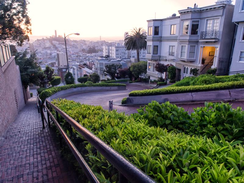Cali - Lombard Street