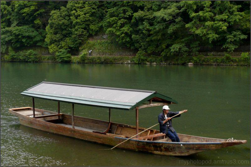 The boatman needs power LEICA
