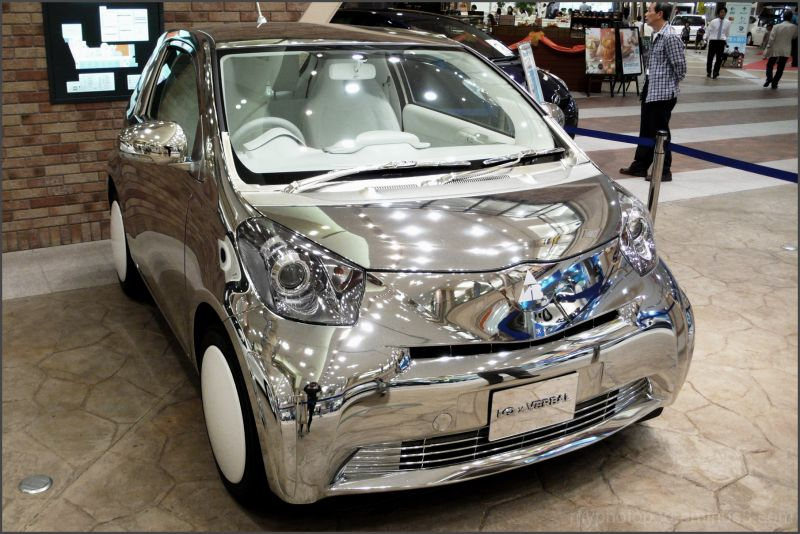 the special body such as mirror toyota iq LEICA