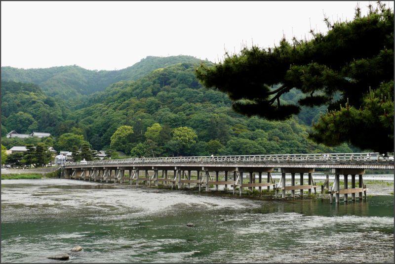 Scenery of basic Arashiyama LEICA