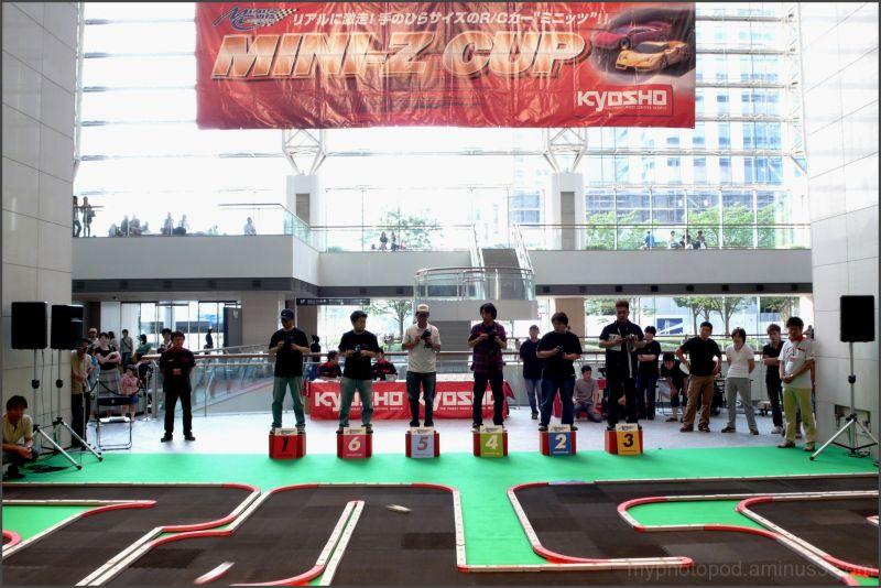 """RC CAR RACING """"Mini-Z CUP IN YOKOHAMA""""  LEICA"""