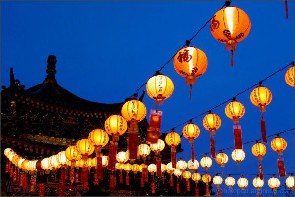 yokohama chinatown A lantern