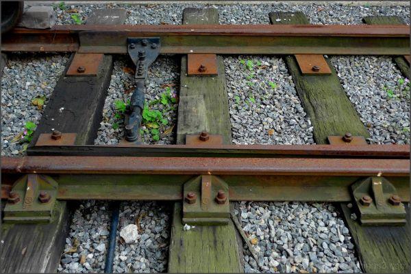 railroad LEICA OLD
