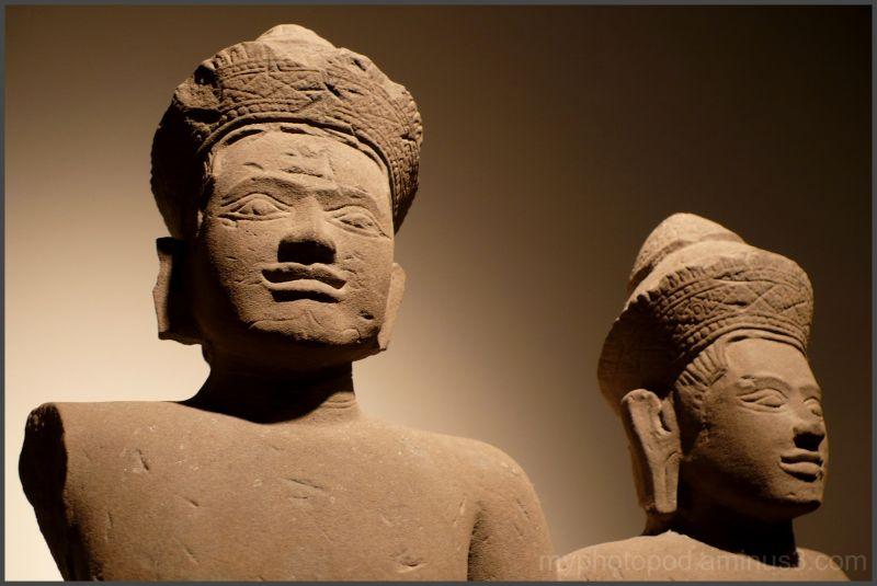 CAMBODIAN BUDDHIST IMAGE