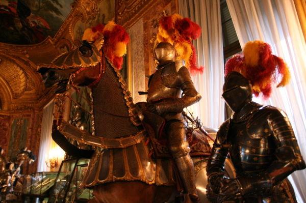 museum knight